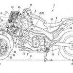 Honda registra patente de triciclo