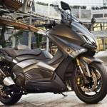 Yamaha T-MAX Iron Max 2015 é lançada na Europa