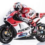 MotoGP 2015: Ducati revela a Desmosedici GP15