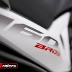 Honda Bros 160 cc Flex – Confira as impressões da moto