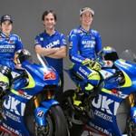 MotoGP 2015 – Equipe da Suzuki passa a se chamar Suzuki Ecstar