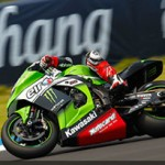 Kawasaki garante vitória no Mundial de Superbike