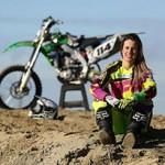 Lívia Lancelot segue na busca do título Mundial de Motocross Feminino