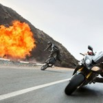 Filmes e Motos: Missão impossível V com S 1000 RR