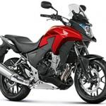 Honda lança CB500X versão 2015 com novas tonalidades e grafismos