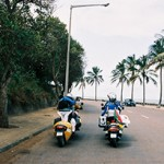 Viagem de motos a Moçambique
