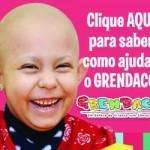 Doe ao Grendacc e ajude nos a combater o câncer infantil