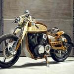 Yamaha Playa del Rey: a customizada da XV950