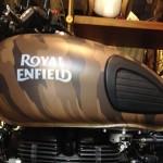 Royal Enfield lançará Edição Limitada com aspecto militar