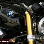 BMW R Nine T. Quando menos é mais
