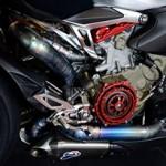Ducati 1199 Panigale 'The Nuda Veloce' por Moto Corse