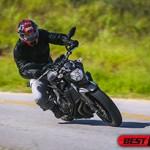 Yamaha MT-07: uma moto divertida de pilotar