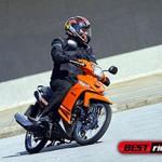 Yamaha T 115 Crypton: robusta e prática