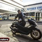 Honda PCX: alternativa urbana que encara a estrada