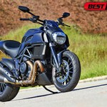 Ducati Diavel surpreende