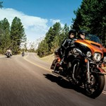 Harley convoca recall de modelos Touring
