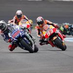 MotoGP 2015: Márquez leva a melhor sobre Lorenzo