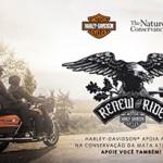 Harley-Davidson realiza campanha de plantio de árvores