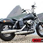 Harley Davidson Street Bob: Urbana e estradeira