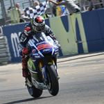 MotoGP 2015: Jorge Lorenzo leva a melhor em Aragão