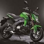 Kawasaki Z125 é revelada ao mundo