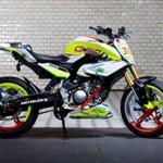Salão Duas Rodas: conheça BMW Concept Stunt G 310