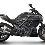 Ducati Diavel Carbon 2016 será destaque em Milão