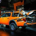 Salão Duas Rodas: Mitsubishi L200 Triton KTM Series é lançada