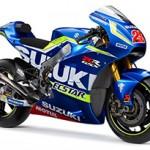 Suzuki GSX-RR 2016 é revelada no EICMA 2015