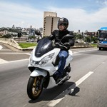 PC X 150, Citycom 300i : agora é a vez do scooter