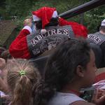Papai Noel e motociclistas trazem Natal Solidário