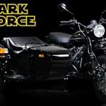 Ural Sidecars Motorcycles: criação homenageia Star Wars