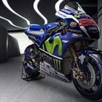 Yamaha YZR M1 2016 MotoGP: equipe estréia nova moto