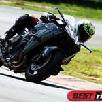 Ninja H2R: a moto mais rápida e potente do Brasil
