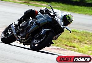 Ninja H2r A Moto Mais Rápida E Potente Do Brasil Notícias Sobre