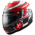 Isle of Man TT Arai Helmet: capacete exclusivo para fãs