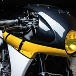 Yamaha VMax CS_07 Gasoline: moto de arrancada