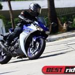 Yamaha R3: esportiva para o dia-a-dia
