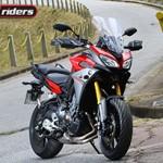 Yamaha MT-09 Tracer une esportividade e conforto para viajar