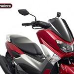 Yamaha NMax 160 ABS: Yamaha quer 20% do segmento Scooter