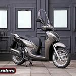 Honda SH 300i é classe executiva dos scooters