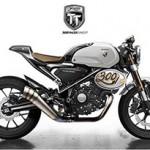 Honda 300 TT Racer Concept apresentada na Tailândia