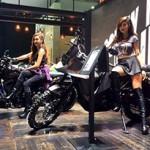Harley-Davidson apresenta conceito Aventureiro na Tailândia