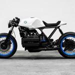 BMW K101 Impuls: moto artesanal relembra antiga K 100