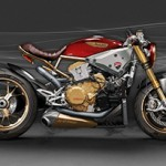 Ducati Panigale 1299 Cafe Racer Concept