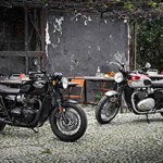Triumph Bonneville 1200cc: novas motos chegam ao Brasil