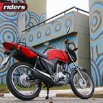CG 125i Fan: a motocicleta mais barata da Honda