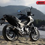 NC 750X: Honda faz face-lift e adota novas suspensões