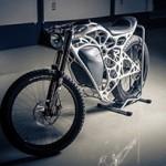 Moto elétrica feita em impressão 3D?