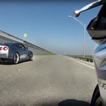 destaque 150x150 Nissan GT R Nismo VS Kawasaki Ninja H2 VS Mercedes AMG GT S Coupe